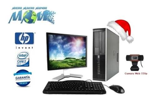 Promo Navideña!!! - Computador Hp Compaq 7800 Pro Sff