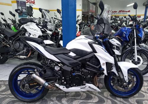 Suzuki Gsxs 750 Abs 2020 Moto Slink