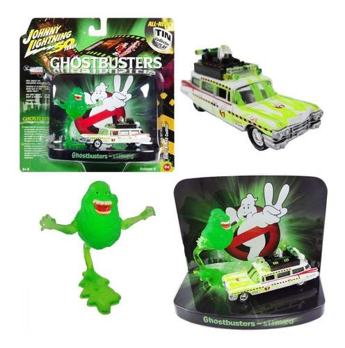 Johnny Lightning Ghostbusters/christine 1/64