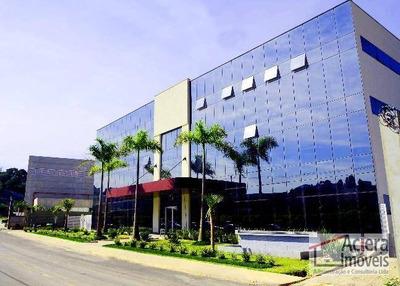 Polo Industrial Jandira Ideal Para Laboratório, Pavimento Térreo Com Piso Elevado Para Locação Em Condomínio Fechado. - Cj0013