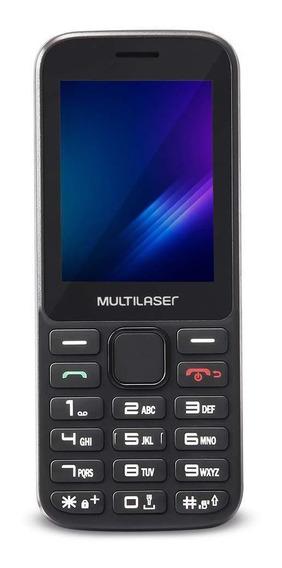 Celular Multilaser P9098 Zapp Preto Kaios Facebook Whatsapp
