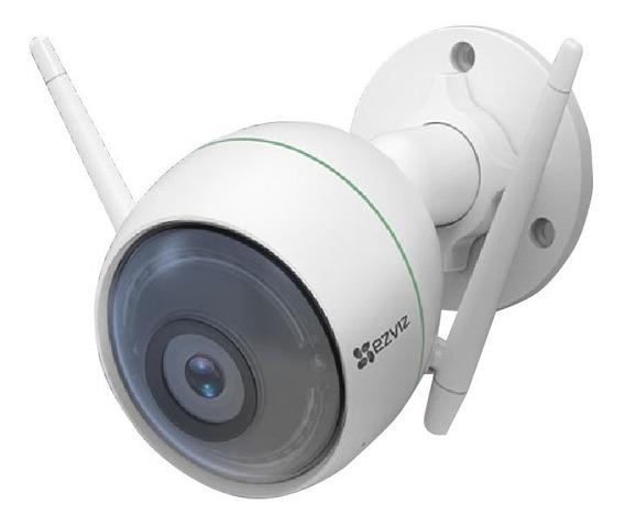Camara Seguridad Ezviz Fhd 1080p Wifi 2,4 Ghz Ip66 C3wn
