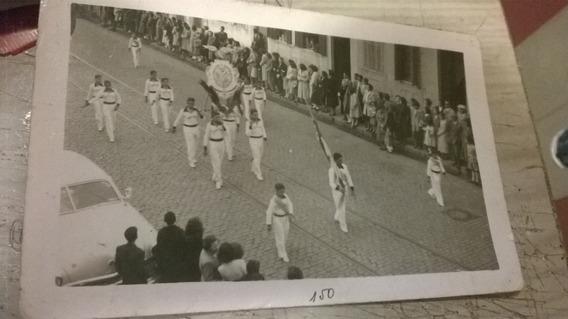 Lote 2 Fotos Desfile Cívico Colégio Gonzaga Pelotas Dec 50