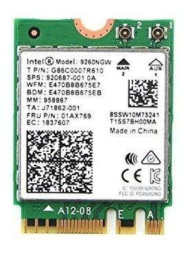 Placa Wi-fi Intel Ac9260 Ac 9260 Pronta Entrega