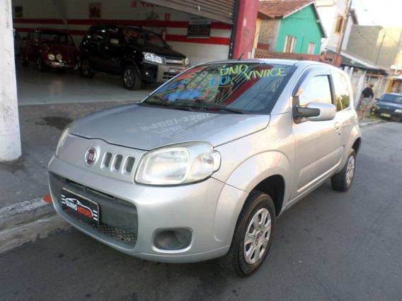 Fiat Uno Vivace 1.0 Flex 2012