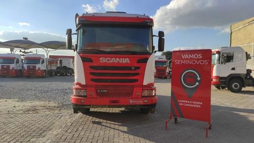 Imagem 1 de 7 de Scania G440 A 6x4 2018