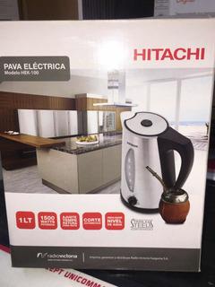 Pava Electrica Hitachi 1litro