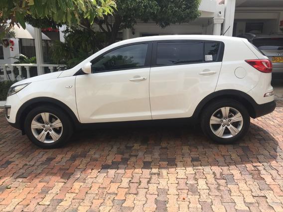 Kia New Sportage Blanca Automática Diesel, Placa Impar