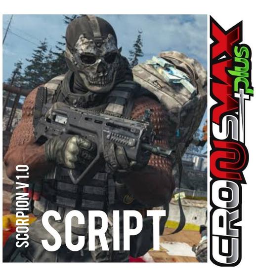 Cod Warzone Script Cronusmax Plus