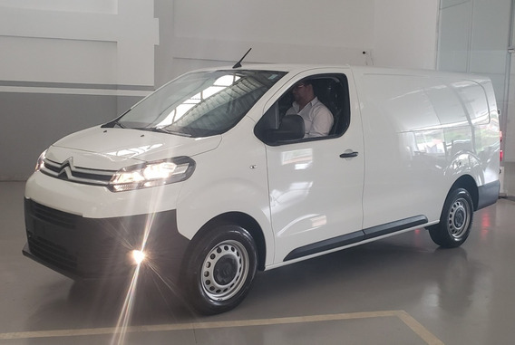 Citroen Jumpy Furgao Pack 2020/2020 0km