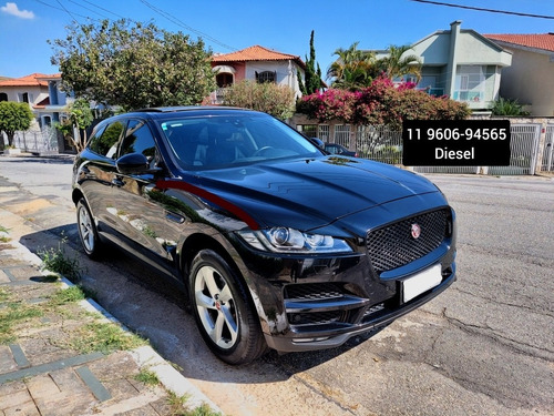 Jaguar F-pace Diesel 2017 2.0 Prestige