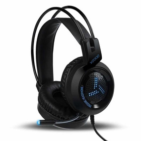 Headset Gamer 7.1 Usb Jack Bass Pc E Celular
