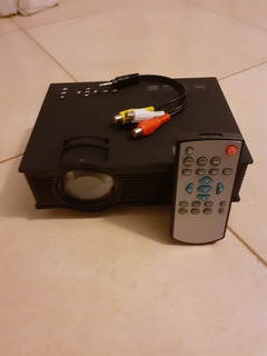 Proyector Led Kanji Kj265 + Control Remoto