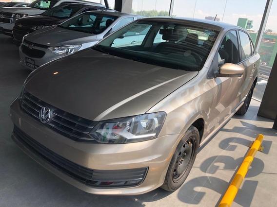 Volkswagen Vento Startline Tiptronic 2018