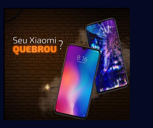 Imagem 1 de 1 de Troca Tela Moto G9 Play