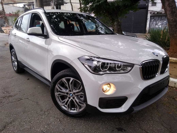 Bmw X1 20i S-drive 2.0 Flex 19/19 Branca 0km (documentada)