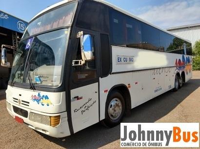 Ônibus Rodoviário Comil Galleggiante 360 Ano 1997 Johnnybus
