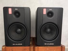 Par De Monitor Audio Bx8 D2 Semi Novo