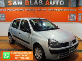 Renault Clio 2004 1.5 Dci Cc Aa San Blas Auto