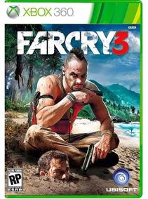 Farcry 3 Xbox 360 Far Cry 3 Original Frete R$12