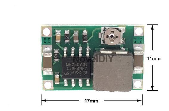 Conversor Dc/dc Step Down Módulo 2a - Mini