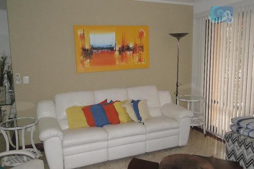 Imagem 1 de 20 de Apartamento À Venda - Praia Da Enseada - Guarujá - Ap4380