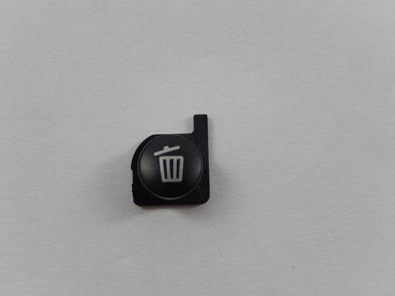 Botão Lixeira Para Camera Fotografica Nikon D90