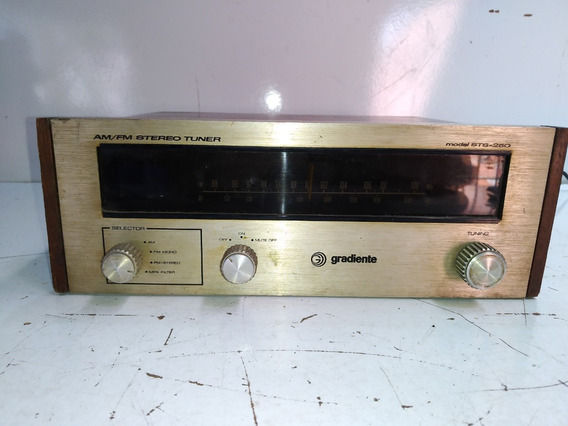Tuner Gradiente Sts-250