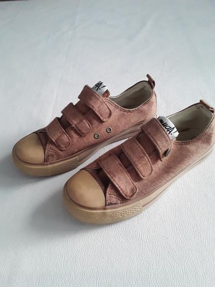 Zapatillas Muaa Abrojo Moda Vintage