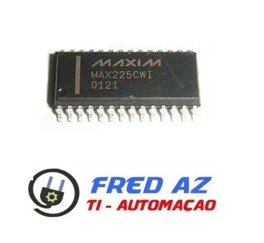 Componente Eletrônico Max225cwi Smd Maxim