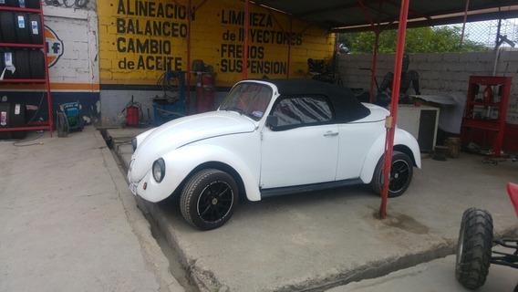 Vw Escarabajo Coupe