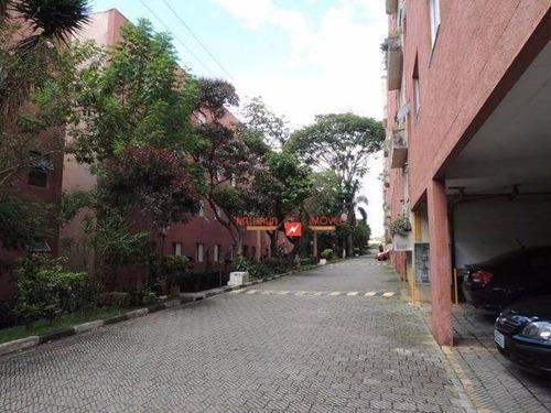 Apartamento Com 2 Dormitórios, 56 M² - Venda Por R$ 210.000,00 Ou Aluguel Por R$ 1.000,00 - Cocaia - Guarulhos/sp - Ap0417