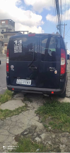 Fiat Doblo Cargo 1.8 16v. Flex. Gnv 5