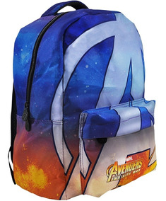 Mochila Avengers T2 - 8065 - Xeryus