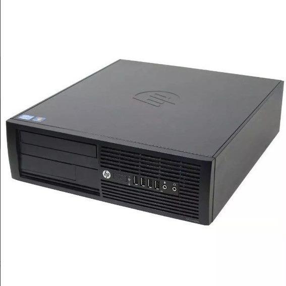 Pc Hp Compaq Pro 4300 I7 3ª 16gb Ssd 120gb Placa De Vídeo