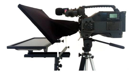 Teleprompter Profissional Led Lcd Muito Barato Tphv2002