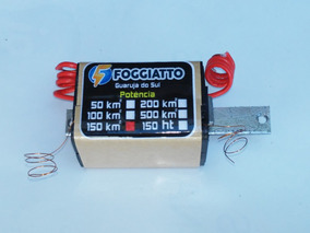 Bobina Eletrificador Rural 150 Km² Varios Modelos C/ Nucleo