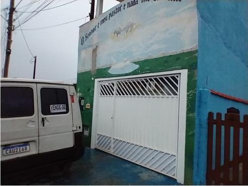 Imagem 1 de 14 de Casa Com 2 Quartos E Salão Comercial Em Itanhaém Litoral Sp
