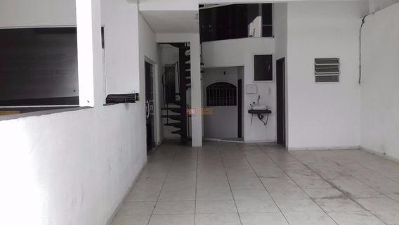Predio Comercial No Bairro Rudge Ramos Em Sao Bernardo Do Campo - V-28984