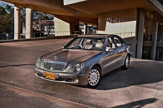 Mercedes Benz E320 Elegance / Sedán Alemán De Superlujo