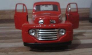 Carrinho De Ferro Ford Picape