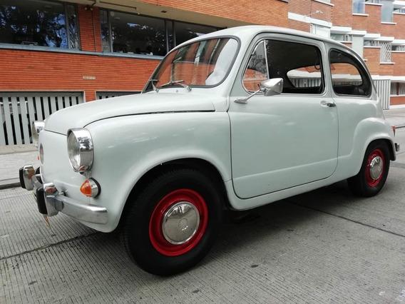 Fiat Topolino 750 Año 1975 1995