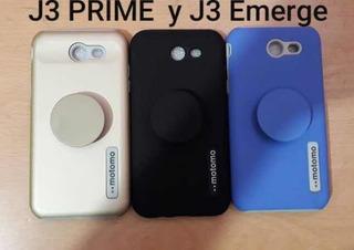 Forro Antigolpe Samsung J3 Prime Somos Tienda Física