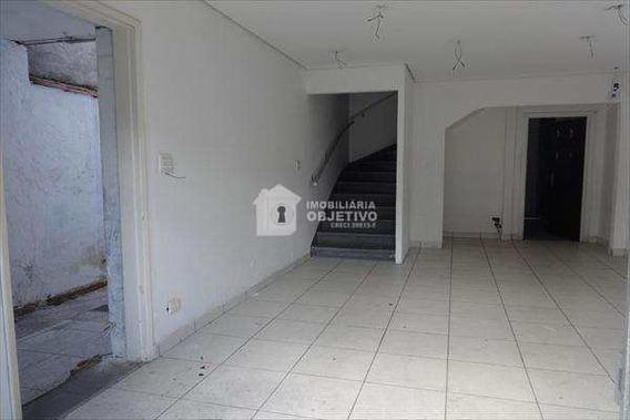 Casa Em São Paulo Bairro Brooklin Paulista - A1902