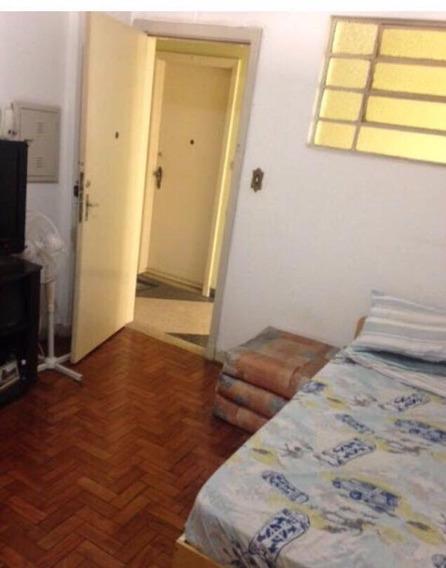 Apartamento Em Paraíso, São Paulo/sp De 40m² 1 Quartos À Venda Por R$ 345.000,00 - Ap460635