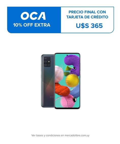Celular Samsung Galaxy A51 2020 128gb 4gb Garantía Oficial