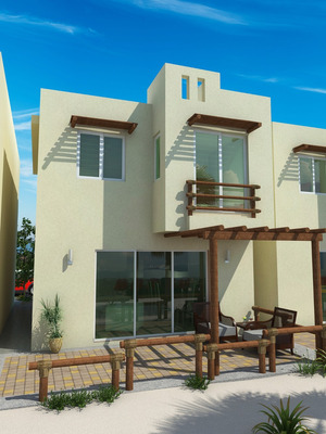 Hermosa Casa En Altata, En La Bahía, Privada En Zona Segura!