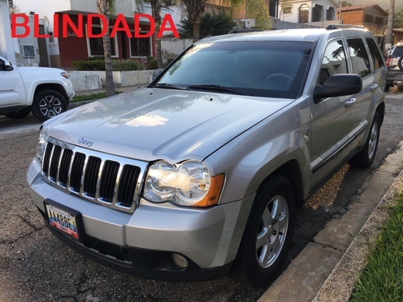 Jeep Grand Cherokee 2009 Blindada Nivel 3plus