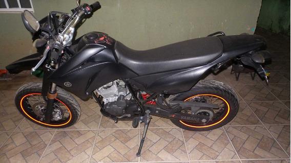 Yamaha 250cc Lander Preta Linda