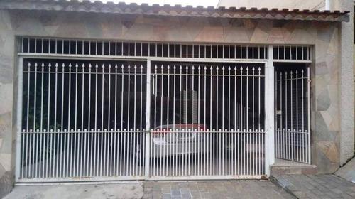 Casa À Venda, 103 M² Por R$ 700.000,00 - Mooca - São Paulo/sp - Ca0626